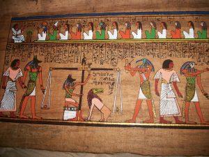 Egyptian art, Kathleeen Pirro Arts; Pixabay; Public Domain