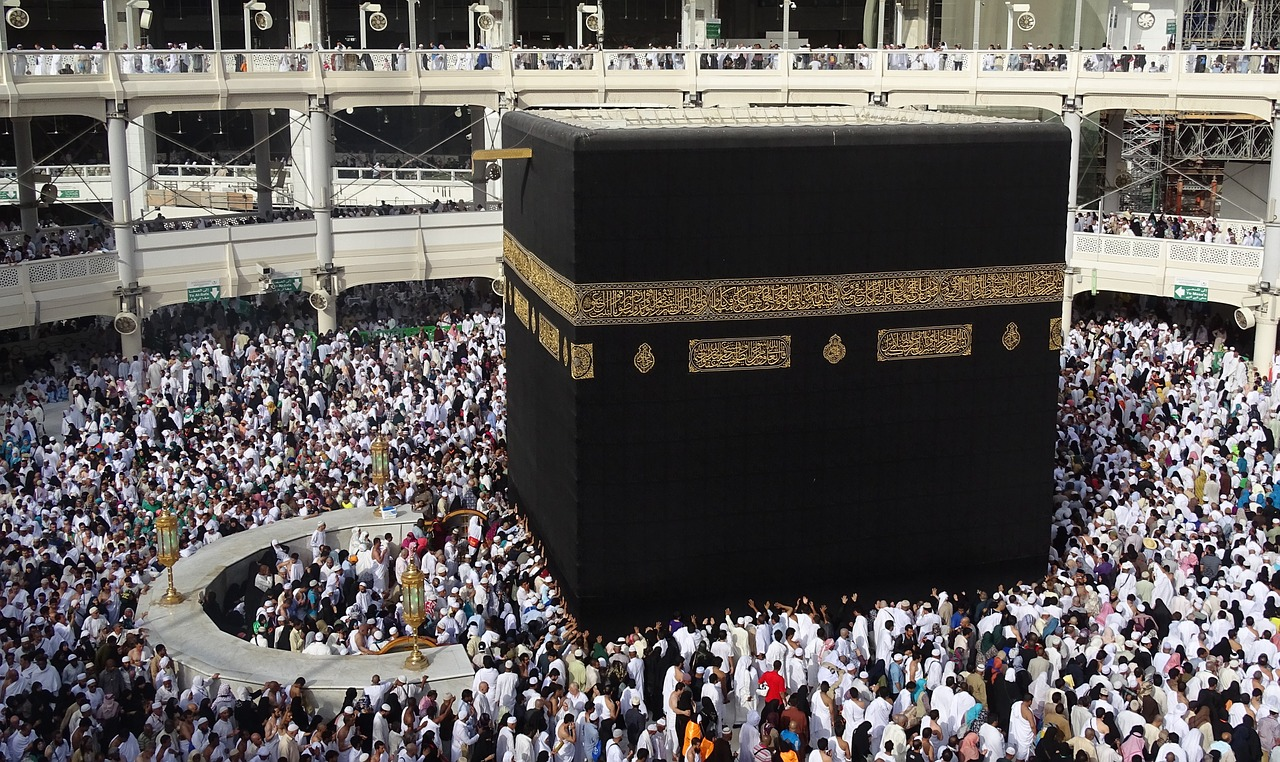 Mecca-1050478_1280; Pixabay CC.0