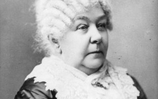 Elizabeth_Cady_Stanton, Photo by Veeder [Public domain], via Wikimedia Commons