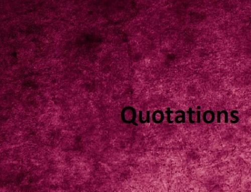 Justice and Ethics: Quotations