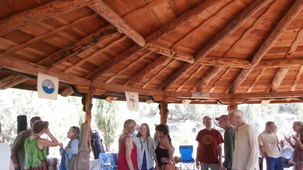 Dancing Pavilion, Photo by Glenda Taylor, CC 2.0