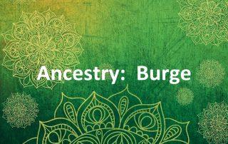Ancestry Burge