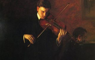 Thomas Eakins, Music, Public Domain