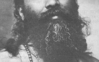 Hazrat Inayat Khan, via Pintarest, Public Domain