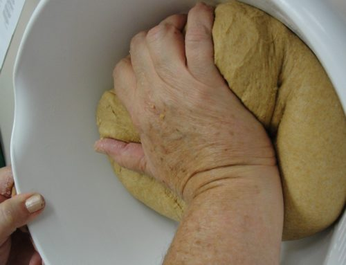Glenda's Tips for Making Bread